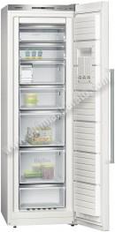 Congelador vertical 1 puerta Siemens GS36NAW31 NoFrost Blanco 186cm A