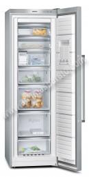 Congelador vertical 1 puerta Siemens GS36NBI30 NoFrost Inox 186cm A