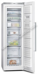 Congelador vertical 1 puerta Siemens GS36NBW30 NoFrost Blanco 186cm A