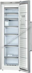 Congelador vertical Bosch GSN36AI31 NoFrost Inox antihuellas 186cm A