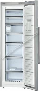 Congelador vertical Bosch GSN36BI30 NoFrost Inox antihuellas 186cm A