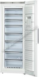 Congelador vertical Bosch GSN58AW30 NoFrost Blanco 191cm A