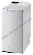 Lavadora Carga superior Indesit ITWE71252WEU 7kg 1200rpm Blanca A