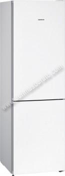 Frigorifico combi Siemens KG36NVW3A NoFrost Blanco 186cm A