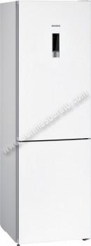 Frigorifico combi Siemens KG36NXW3A NoFrost Blanco 186cm A