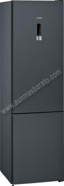 Frigorifico combi Siemens KG39NXB3A NoFrost Black Inox 203cm A