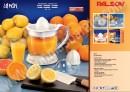 Exprimidor de naranjas Palson Lemon
