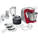 Robot de cocina Bosch MUM58720 Rojo Inox 1000W