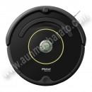 Robot Aspirador iRobot Roomba R612 Negro
