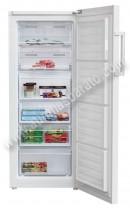 Congelador vertical Beko RFNE270K21W NeoFrost Blanco 152cm A