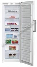 Congelador vertical Beko RFNE312E33W NeoFrost Blanco 185cm A
