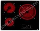 Vitroceramica Teka TB6315 60cm 3 zonas