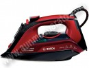 Plancha de vapor Bosch TDA503001P 3100W Roja y negra