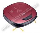 Robot aspirador LG VR6600PG Hombot Turbo Rojo metalizado