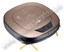 Robot aspirador LG VR9627PG Hombot Turbo Dorado metalizado
