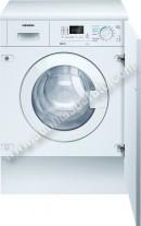 Lavadora Secadora Integrable SIEMENS WK12D321EE Blanco