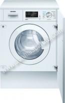 Lavadora Secadora Integrable SIEMENS WK14D541EE Blanco