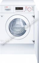 Lavadora Secadora Integrable Bosch WKD28541EE 7Kg 1400rpm Blanca