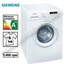 Lavadora Siemens WM14B276ES 6 kg 1400rpm Blanco A