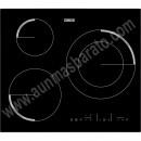 Vitroceramica de induccion Zanussi Z6233IOK 60cm 3 zonas