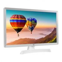 TV LED 28  LG 28TN515SWZ TDT2 HD Smart tv Blanca