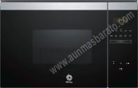 Microondas integrable con grill Balay 3CG4175X0 Acero inoxidable