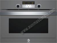 Horno compacto Multifuncion con microondas Balay 3CH5656A0 Cristal gris
