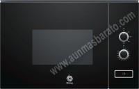 Microondas integrable Balay 3CP5002N0 Cristal negro