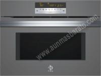 Horno compacto Multifuncion con microondas Balay 3CW5178A0 Cristal gris