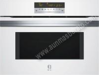 Horno compacto Multifuncion con microondas Balay 3CW5178B0 Cristal blanco