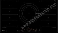 Vitroceramica induccion Balay 3EB999LV 90cm 3 zonas