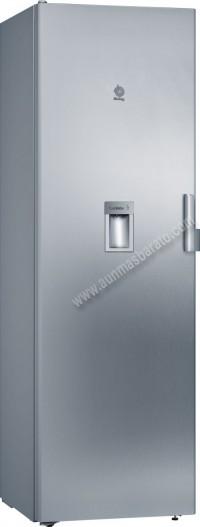 Frigorifico 1 puerta Balay 3FCE642DE Inox 186cm A