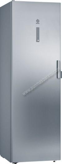 Frigorifico 1 puerta Balay 3FCE643XE Inox 186cm A