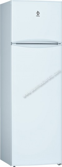 Frigorifico 2 puertas Balay 3FF3600WI NoFrost Blanco 186cm A