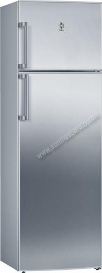 Frigorifico 2 puertas Balay 3FF3660XE NoFrost Inox 186cm A