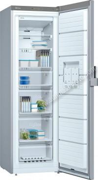 Congelador vertical Balay 3GFB640ME NoFrost Acero mate antihuellas 186cm A