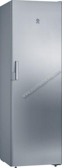 Congelador vertical Balay 3GFB642XE NoFrost Inox 186cm A