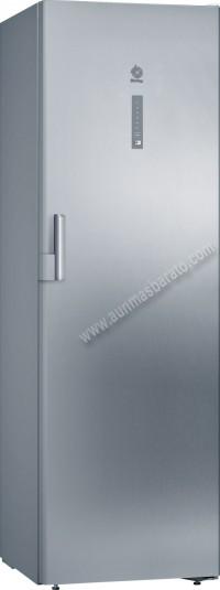 Congelador vertical Balay 3GFB643XE NoFrost Inox 186cm A