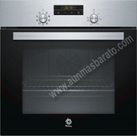 Horno multifuncion Balay 3HB2031X0 Acero inoxidable