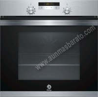 Horno multifuncion Balay 3HB433CX0 Acero inoxidable