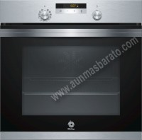 Horno multifuncion Pirolitico Balay 3HB4841X1 Acero inoxidable