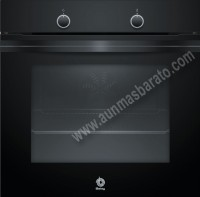 Horno multifuncion Balay 3HB5000N1 Negro