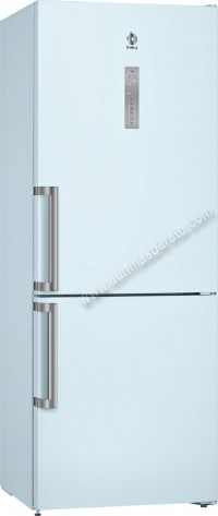 Frigorifico combi Balay 3KF6702WE NoFrost Blanco 186cm A