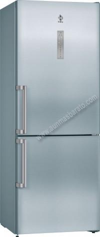 Frigorifico combi Balay 3KF6762XE NoFrost Inox 186cm A