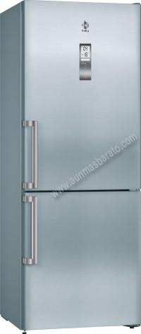 Frigorifico combi Balay 3KF6767XE NoFrost Inox 186cm A