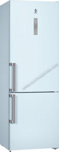 Frigorifico combi Balay 3KF6902WE NoFrost Blanco 203cm A