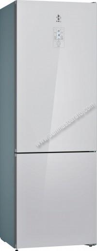 Frigorifico combi Balay 3KF6997WI NoFrost Cristal blanco 203cm A