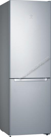 Frigorifico combi Balay 3KFE563XI NoFrost Inox 186cm A
