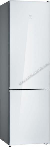 Frigorifico combi Balay 3KFE765WI NoFrost Cristal blanco 203cm