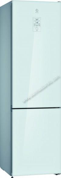 Frigorifico combi Balay 3KFE768WI NoFrost Cristal Blanco 203cm